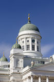 Helsinki Cathedral Stock Photography