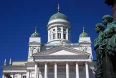 Helsinki Cathedral Royalty Free Stock Photo