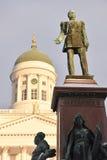 Helsinki Cathedral Stock Image