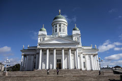 Helsinki Cathedral Royalty Free Stock Photos