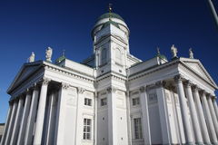 Helsinki cathedral, Finland Royalty Free Stock Image