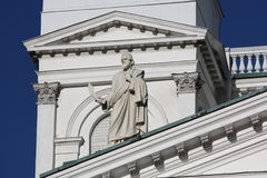 Helsinki cathedral, Finland Stock Photo