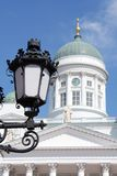Helsinki Cathedral in Helsinki, Finland Royalty Free Stock Photos