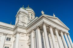 Helsinki Cathedral, Helsinki, Finland Stock Photography