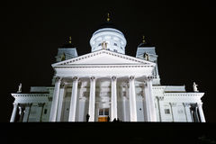 The Helsinki Cathedral Royalty Free Stock Image