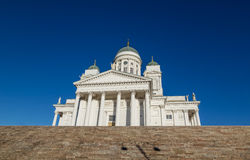 Helsinki Cathedral Stock Images