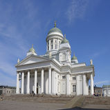 Helsinki Cathedral. View of Helsinki Cathedral, Finland Stock Image