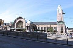 Helsinki Central railway station Stock Images