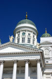 Helsinki church Royalty Free Stock Photography