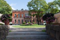 Helsinki City Museum: Finca Hakasalmi. Finland. Stock Images