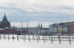 Helsinki cityscape. Stock Image