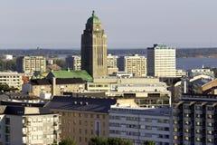 Helsinki cityscape Royalty Free Stock Images