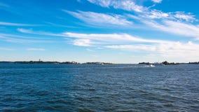 Helsinki Coast Stock Image