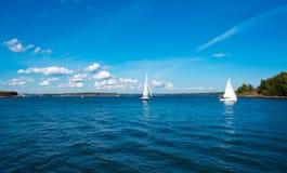 Helsinki Coast Royalty Free Stock Photo