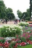 Helsinki esplanady park Obraz Stock