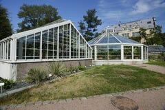 "HELSINKI, FINLAND € ""27 JUNI 2018: De Universiteit van Helsinki royalty-vrije stock foto's"