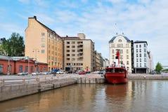 Helsinki, Finland stock afbeelding