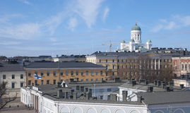 Helsinki. Finland Royalty Free Stock Photography