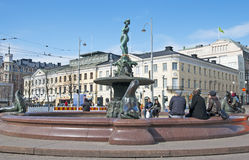 Helsinki. Finland Royalty Free Stock Images