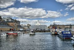 Helsinki, Finland Royalty Free Stock Images