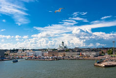 Helsinki, Finland. royalty free stock images