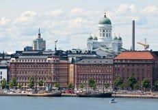 Helsinki. Finland. Royalty Free Stock Photos