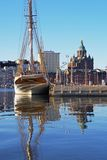 Helsinki Finland Stock Afbeelding