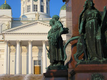 Helsinki Finland royalty free stock image