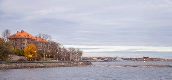 Helsinki, Finland, Autumm Stock Photography