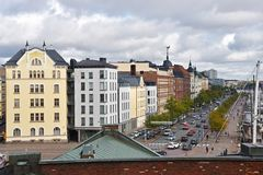 Helsinki, Finland Royalty Free Stock Photography