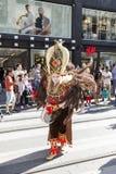 HELSINKI, FINLAND - JUNE 10, 2017: Helsinki Samba Carnaval celeb Royalty Free Stock Photos