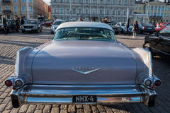 Helsinki, Finland Old car Cadillac. Helsinki, Finland 02 June 2017 Old car Cadillac Stock Images