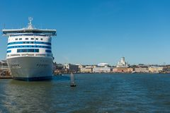 Helsinki. Finland. Royalty Free Stock Photo