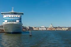 Helsinki. Finland. Royalty Free Stock Photo