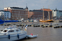 Helsinki. Finland. Stock Image