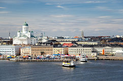 Helsinki. Finland. Stock Images