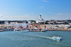 Helsinki, Finlande Images libres de droits