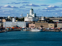 Helsinki, Finlande photographie stock