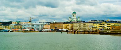 Helsinki, Finlande Photos libres de droits