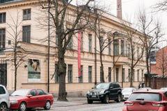Helsinki, Finlandia Sinebrychoff muzeum sztuki jest muzeum sztuki Fotografia Stock
