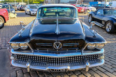 Helsinki, Finlandia Stary samochodowy Buick Fotografia Royalty Free