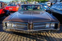 Helsinki, Finlandia Stary samochodowy Buick Fotografia Stock