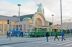 Helsinki. Finnland Stockfotografie