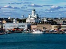 Helsinki, Finnland Stockfotografie