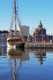 Helsinki Finnland Stockbild