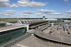 Helsinki-Flughafen Lizenzfreie Stockfotos