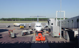 Helsinki International Airport Stock Photos