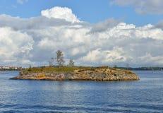Helsinki island Stock Photos