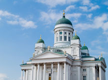 Helsinki-Kathedrale Stockbilder