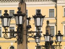 Helsinki lantern Royalty Free Stock Photo